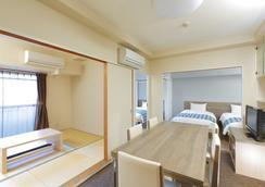 호텔 마이스테이즈 오테마에 - 오사카 - 침실