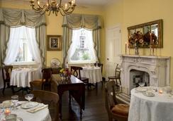 Rachael's Dowry Bed and Breakfast - 볼티모어 - 레스토랑