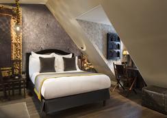 호텔 다 빈치 - 파리 - 침실