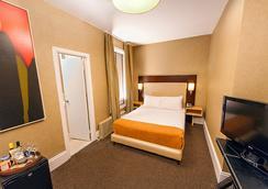 암스테르담 코트 호텔 - 뉴욕 - 침실