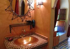 Riad Dar Tamlil - 마라케시 - 욕실