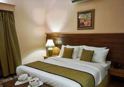 Dayal Lodge-A Boutique Hotel - 아그라 - 침실