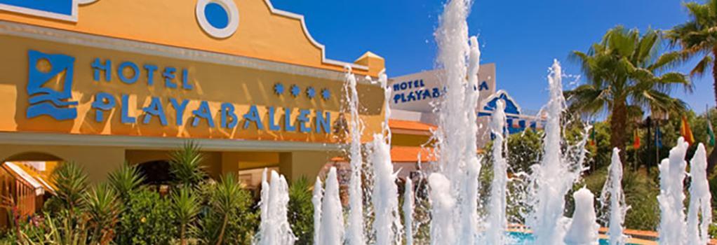 Playaballena Spa Hotel - 로타 - 건물