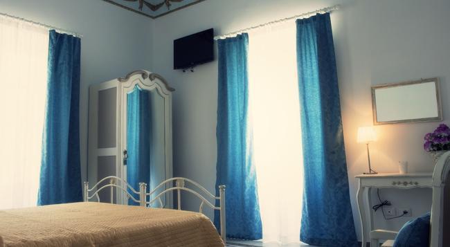 Al Decoro - 팔레르모 - 침실