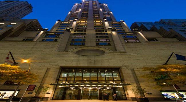 포 시즌스 호텔 뉴욕 - 뉴욕 - 건물