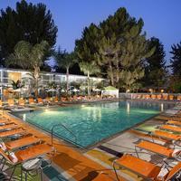 스포츠맨 로지 호텔 Pool