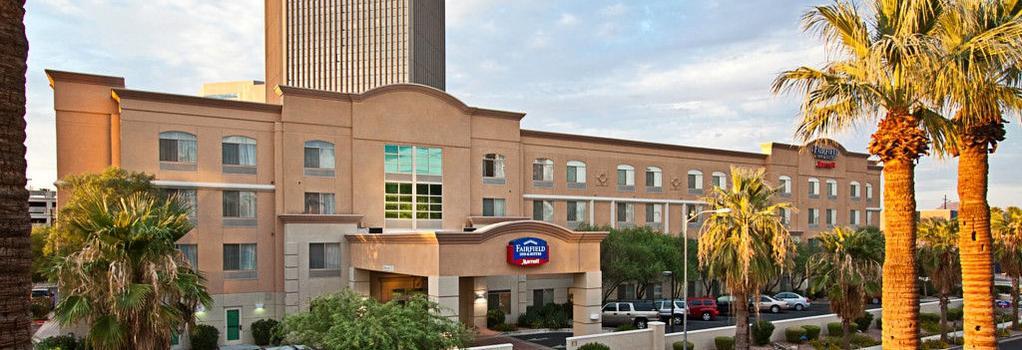 Fairfield Inn and Suites by Marriott Phoenix Midtown - 피닉스 - 건물