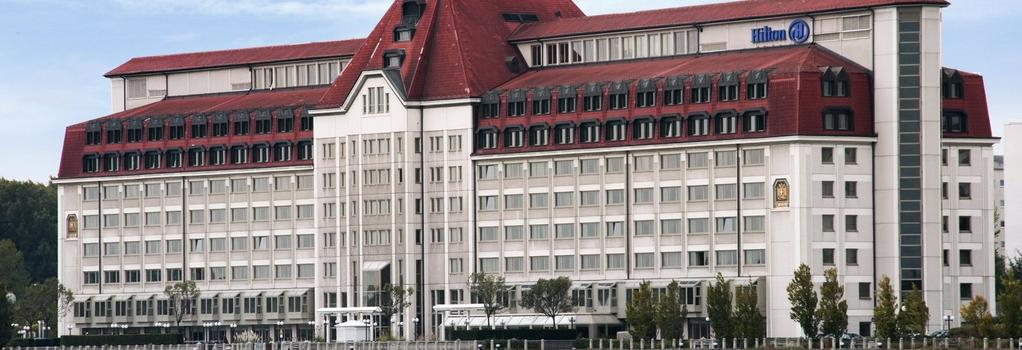 힐튼 비엔나 다누브 워터프론트 - 빈 - 건물