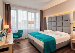 헐리우드 미디어 호텔 암 쿠르퓌르스텐담 - 베를린 - 침실