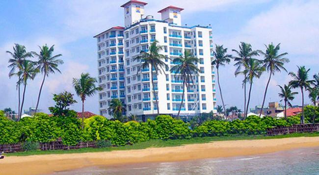 글로벌 타워 호텔 앤 아파트먼트 - 콜롬보 - 건물