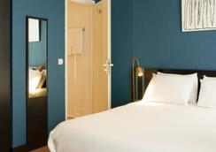 호텔 다발 - 파리 - 침실
