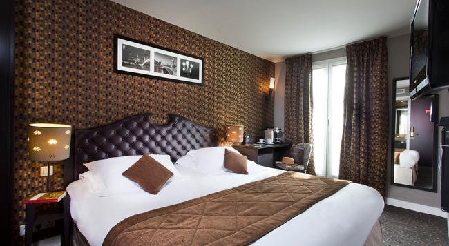 호텔 뒤 프린스 유진 - 파리 - 침실