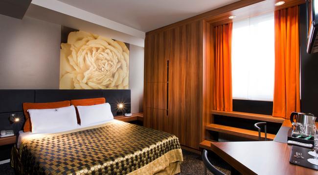 루브르 리볼리 호텔 파리 - 파리 - 침실