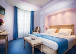 리온 배스틸리 호텔 - 파리 - 침실