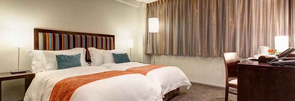 파운테인 호텔 - 케이프타운 - 침실