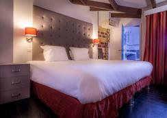 호텔 에펠 세구 - 파리 - 침실