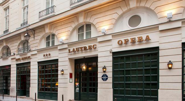 로트렉 오페라 - 파리 - 건물