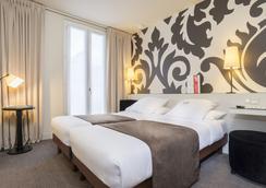 가르데테 파크 호텔 - 파리 - 침실