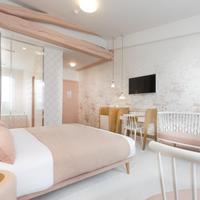호텔 르 라핀 블랑 Guestroom