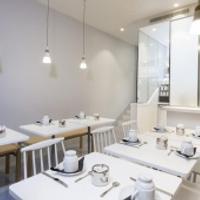 호텔 르 라핀 블랑 Restaurant