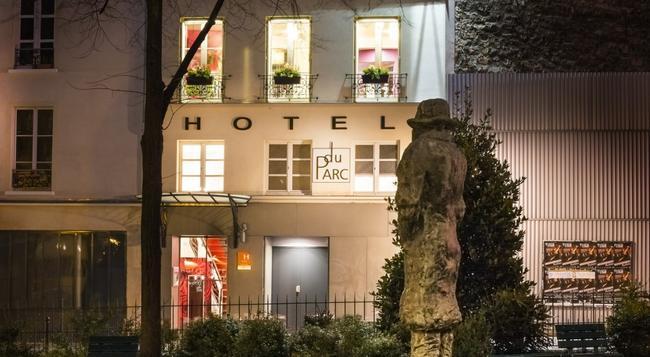 호텔 뒤 파크 - 파리 - 건물