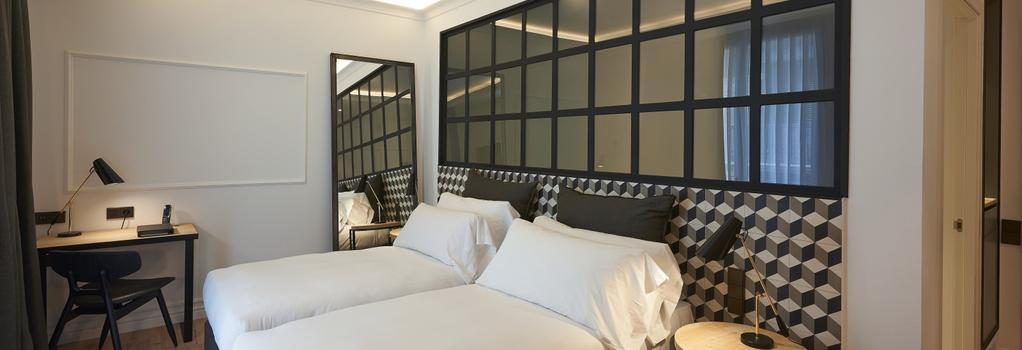 호텔 더 세라스 - 바르셀로나 - 침실