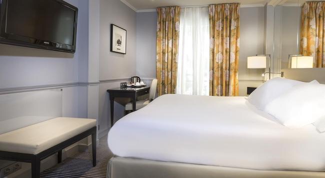 호텔 릴레 보스켓 - 파리 - 침실