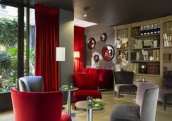 호텔 몰리에르 - 파리 - 로비