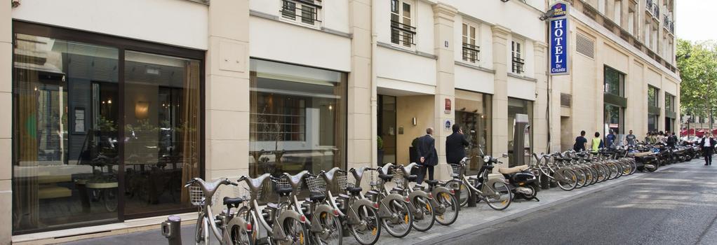 호텔 르 콜리세 - 파리 - 건물