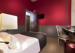 오데옹 호텔 - 파리 - 침실