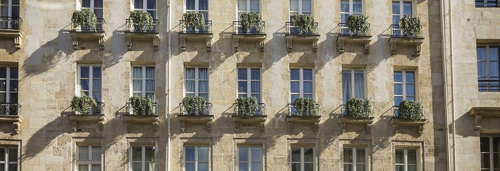 오데옹 호텔 - 파리 - 건물