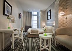 호텔 아이콘 - 파리 - 침실