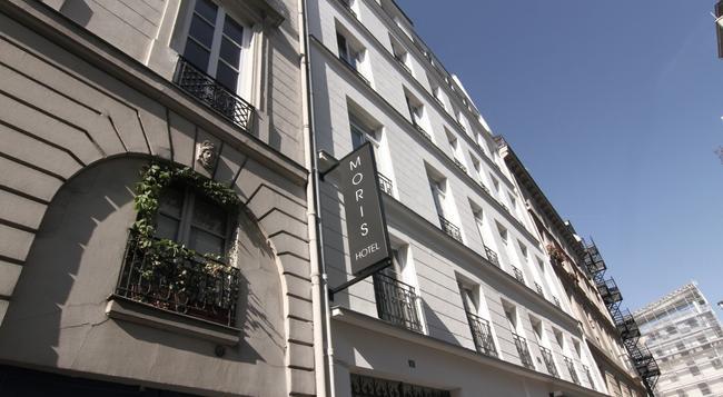 호텔 모리스 그랜드 보울레바드 - 파리 - 건물