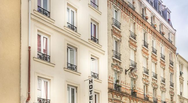 호텔 몬트소리 올리언즈 - 파리 - 건물