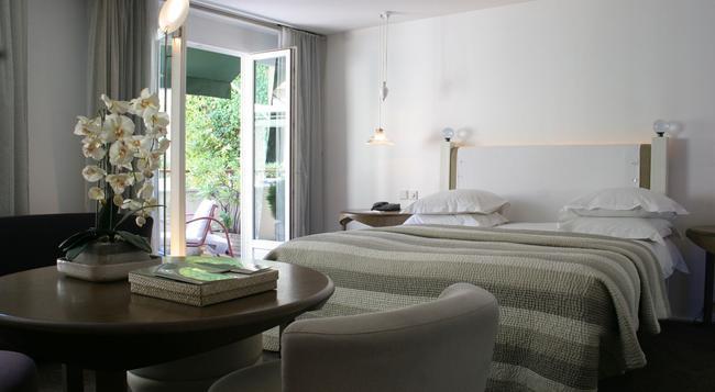 퍼싱 홀 호텔 - 파리 - 침실