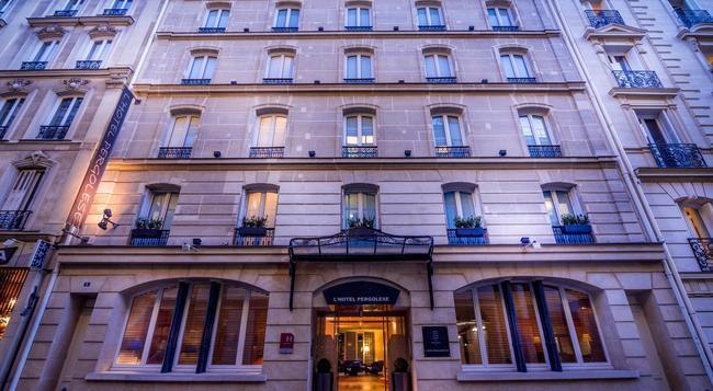 엘'호텔 페르골레즈 - 파리 - 건물