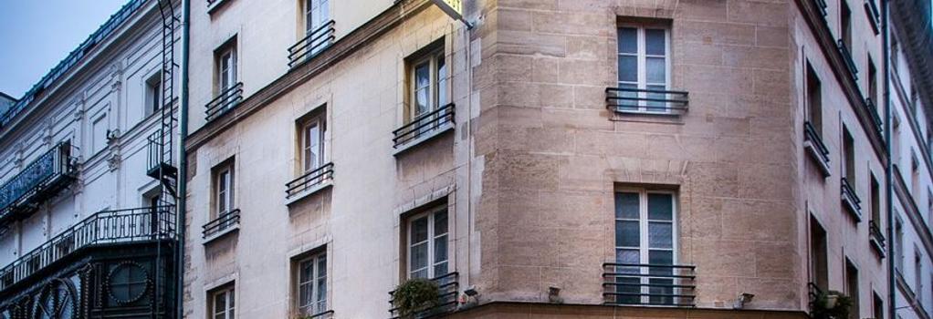 호텔 에스콧 오페라 - 파리 - 건물