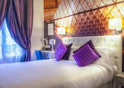 호텔 에스콧 오페라 - 파리 - 침실