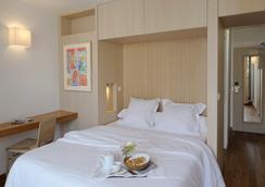호텔 드 수에즈 - 파리 - 침실