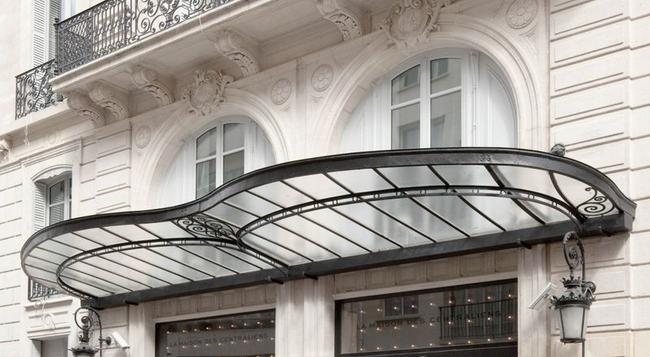 라 메종 샹젤리제 - 파리 - 건물