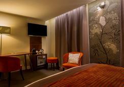 호텔 로얄 마들렌 - 파리 - 침실