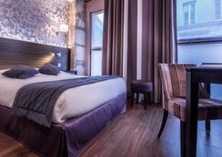 호텔 드 상리스 - 파리 - 침실