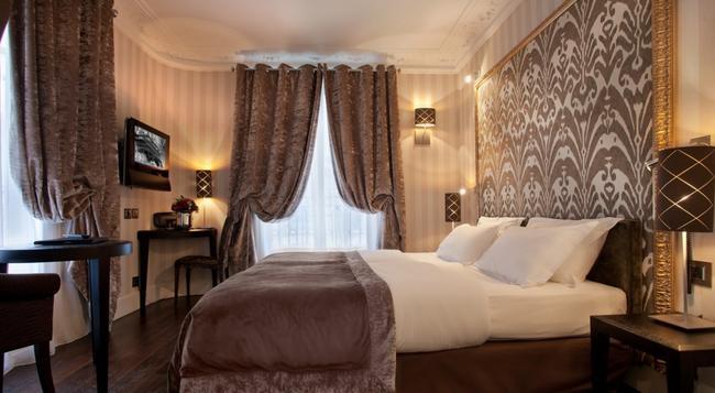 호텔 아레 에펠 - 파리 - 침실