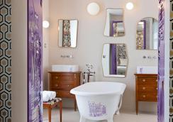 호텔 크래용 바이 엘레강시아 - 파리 - 욕실