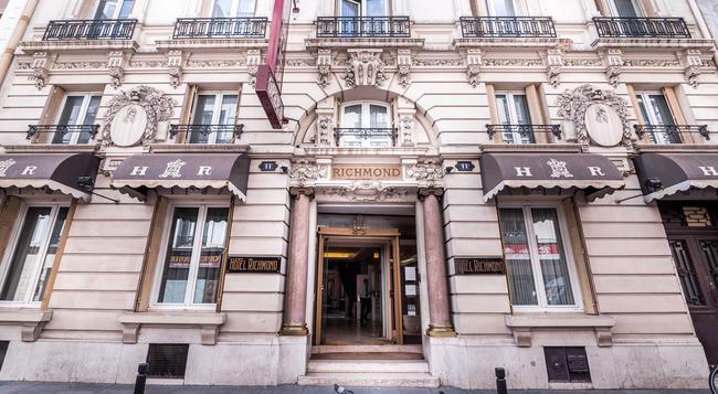 리치몬드 오페라 호텔 - 파리 - 건물