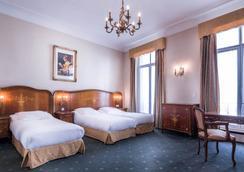 리치몬드 오페라 호텔 - 파리 - 침실
