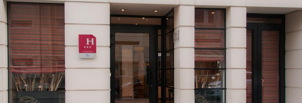 호텔 데 듀스 에베뉴 - 파리 - 건물