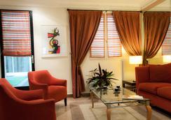 호텔 데 듀스 에베뉴 - 파리 - 로비