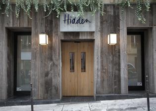 히든 호텔 바이 엘레강시아