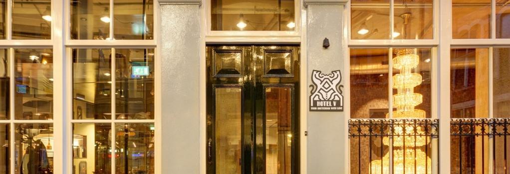 Hotel V Nesplein - 암스테르담 - 건물